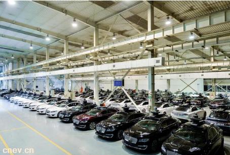 百度Apollo在京设立全球最大自动驾驶和车路协同测试基地