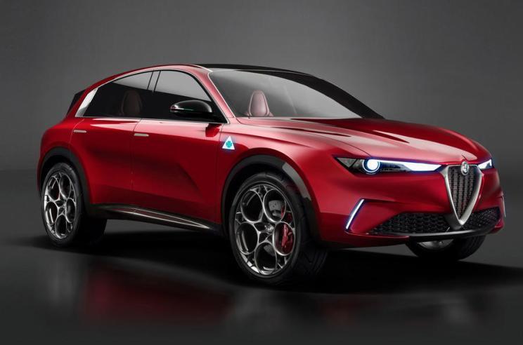 纯电小型SUV 曝阿尔法·罗密欧新车计划