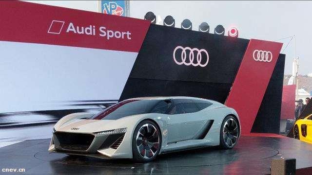 奥迪下半年将推两款电动车 国产e-tron领衔