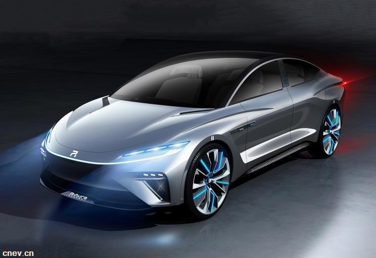 主打高端 上汽或將推出全新電動車品牌