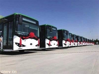 银川计划2022年实现公交车全部电动化