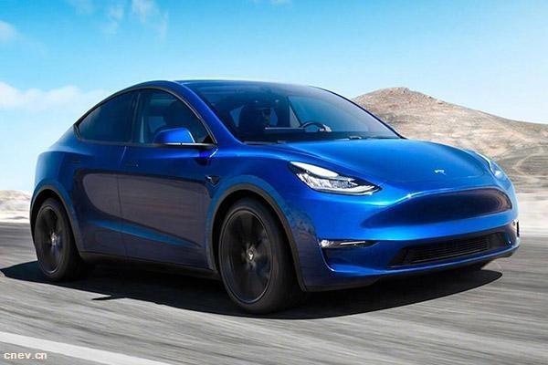 电动汽车制造商特斯拉宣布推出Model Y租赁项目