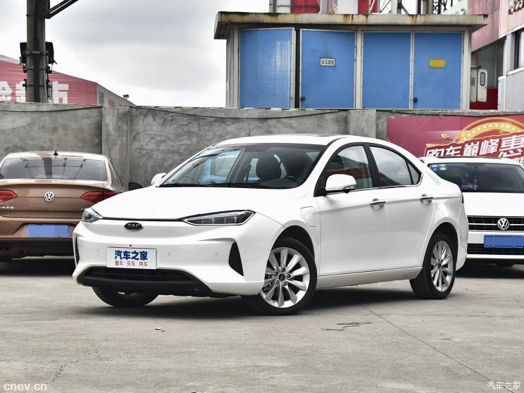 江淮iEVA50新增车型 补贴后售13.95万元