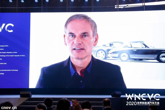 奥博穆:保时捷未来将投资150亿欧元于电气化车型的研发中