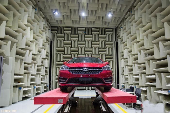 """中国自主汽车品牌奇瑞:创新成为发展""""密钥.."""