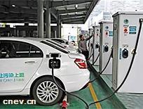 上海已建成充换电设施38.5万个,未来5年将新增30万个