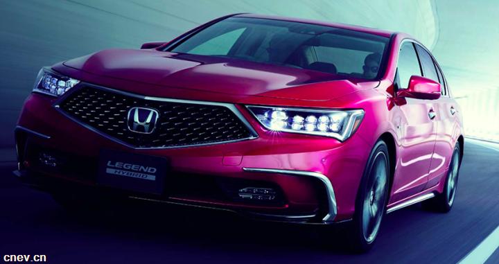 已获政府批准!本田宣布明年开售L3级自动驾驶汽车