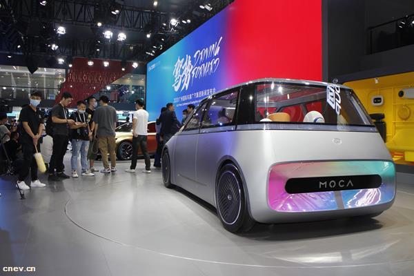 新能源车观察:透视广州车展上的竞争新格局