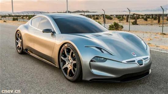 富士康将与菲斯克合作生产电动汽车 2023年第四季度开始量产