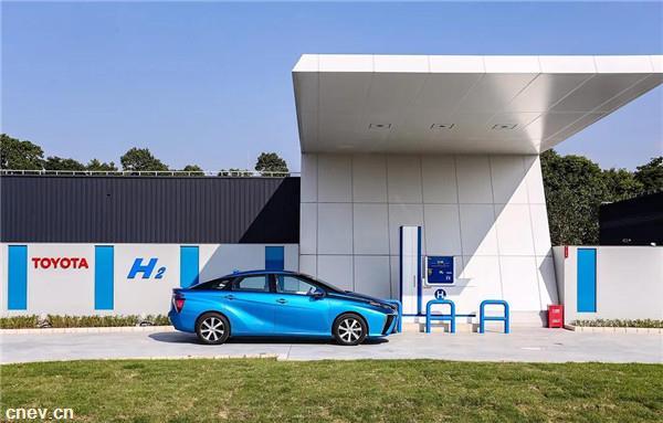 外资企业加快布局,氢燃料电池产业链迎来猛兽还是鲇鱼?