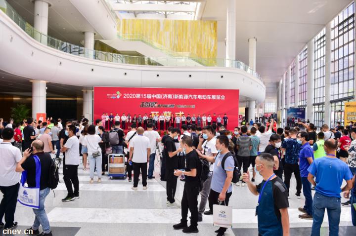 2021第16届济南新能源汽车电动车展览会即将开幕!