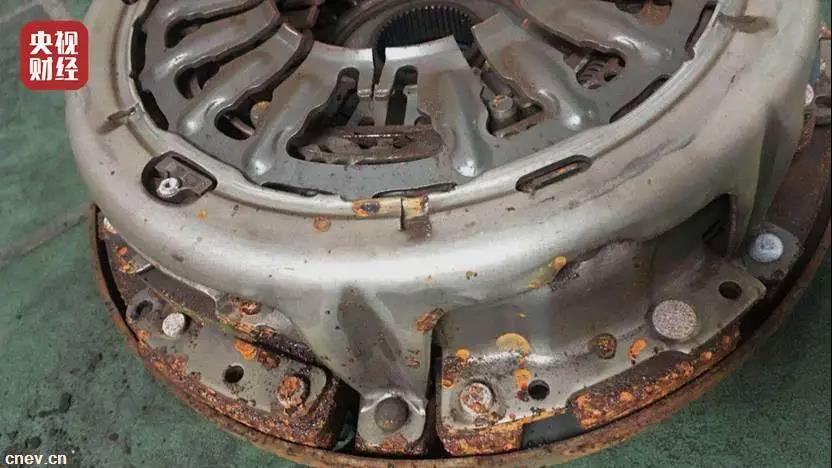 3·15晚会曝光丨这款福特汽车变速箱生锈!设计存缺陷却坑消
