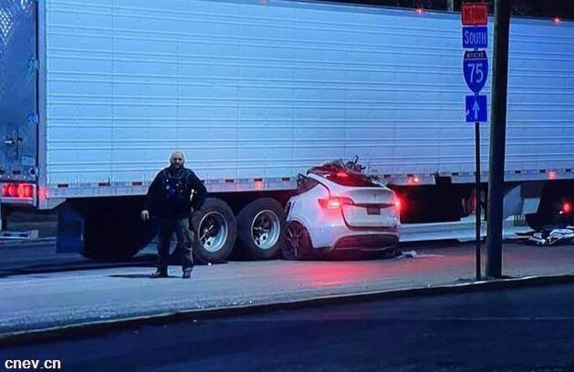 美安全机构已对27起特斯拉撞车事故进行调查 其中包括最近3起