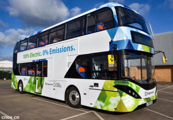 """比亚迪纯电动巴士助力苏格兰加速实现""""净零排放""""目标"""