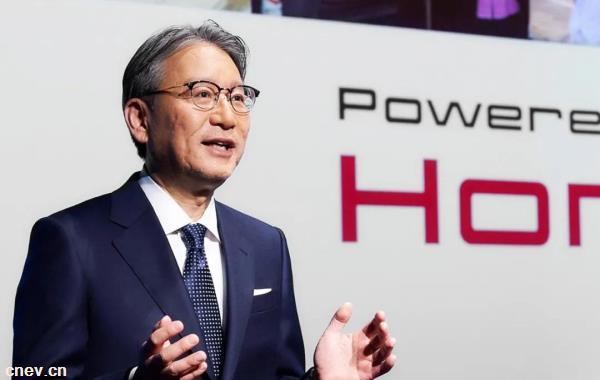 本田新掌门:2040年停售燃油车,100%电动化