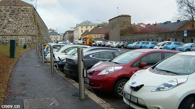 电动汽车新能源汽车的下一个战场不是中美 而是挪威